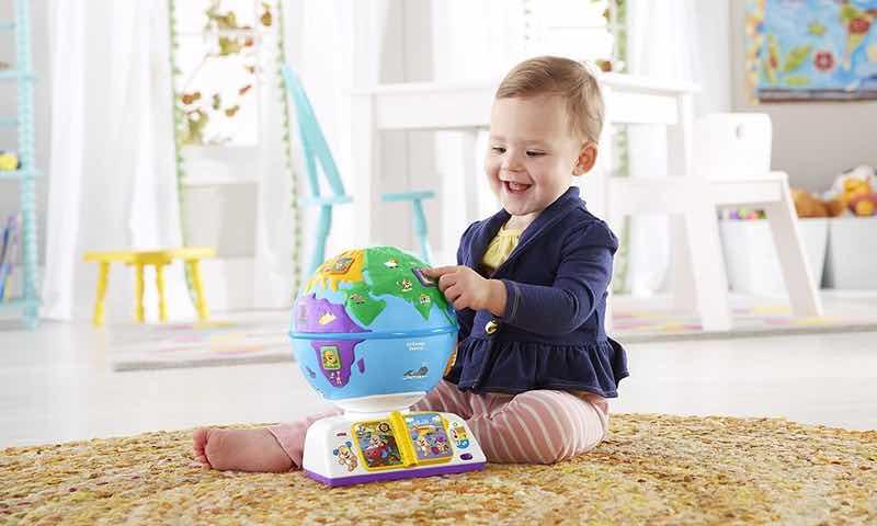 globos terraqueos infantiles