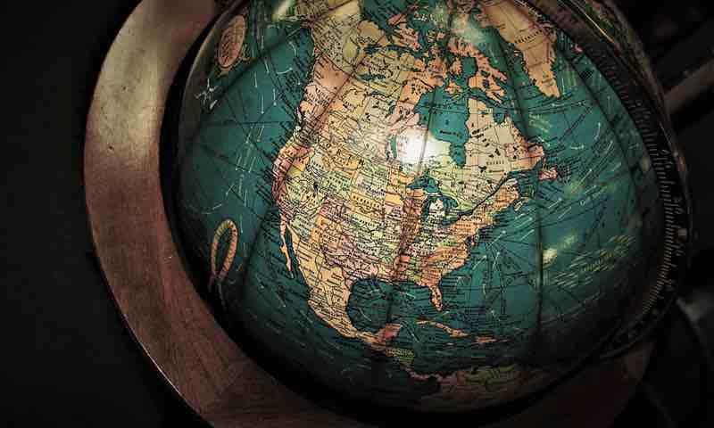 nombre de las partes del globo terraqueo, globos terráqueos decorativos, globo terraqueo con nombres, el globo terraqueo y sus partes