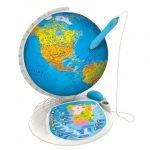 globo terráqueo interactivo
