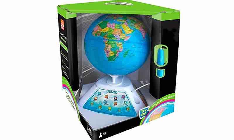 Oregon Scientific Smart Globe Discovery SG268