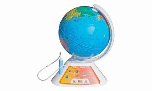 Oregon Scientific Smart Globe Discovery SG268