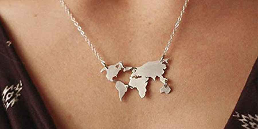 Mapa del mundo,mapa de mundo,mapa mund, colgante bola del mundo,dibujo bola del mundo infantil, collar mapamund