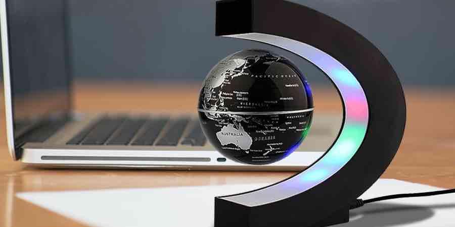Como hacer un globo terraqueo. Bolas magneticas amazon. levitron comprar. globo mundial. amazon mapa mundi