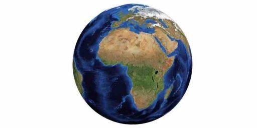 El Mundo. Mundo geografia
