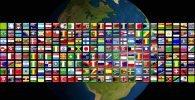 Paises del mundo y sus banderas. Banderas del mundo