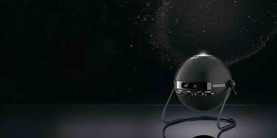 Proyectores planetarios de estrellas