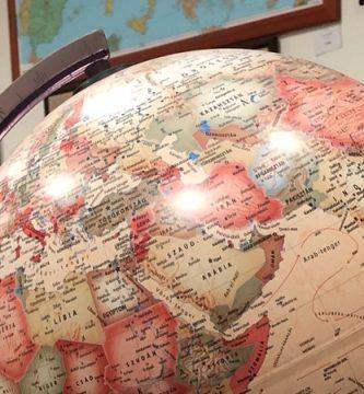 Comprar en la tienda de geografia globos terraqueos y mapas del mundo
